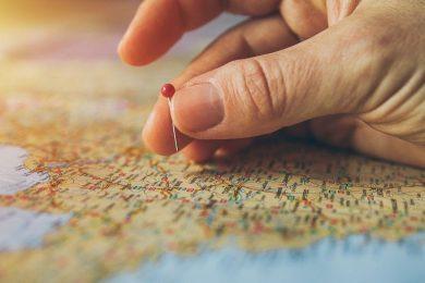 se situer sur le e-tourisme