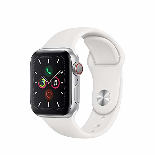 Apple Watche séries 5 bracelet blanc